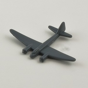 Bomber: Ju-88 - (Grey) Germany (Revised 2004)