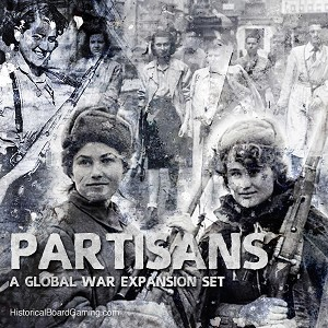Partisans- Global War 1936 Expansion