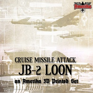 Cruise Missile Attack -Amerika Expansion Set