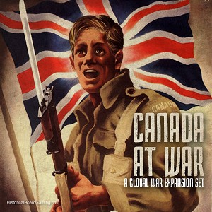 Canada at War- Global War Expansion