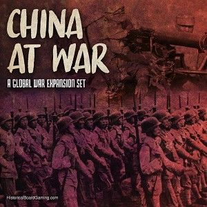 China at War- Global War 1936 Expansion