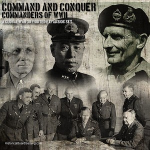 Commanders- Global War 1936 Expansion