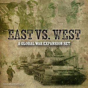 East vs West - Global War Expansion