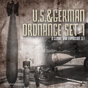 U.S. & Germany Ordnance Set #1 (Acrylic)-1936 Expansion Set