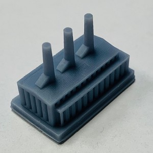 Tankograd Factory 3D Printed (x ONE)