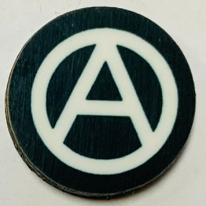 HBG Anarchism Roundel (10/Set)