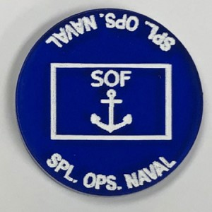 NATO Marker-Special Operations-Naval  (Acrylic) x5