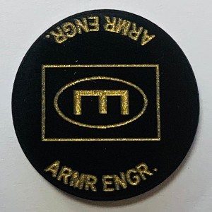 NATO Marker-Armored Engineers (Acrylic) x5