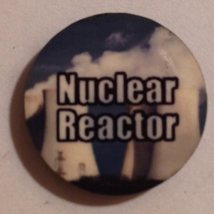 Nuclear Reactor marker (x5)