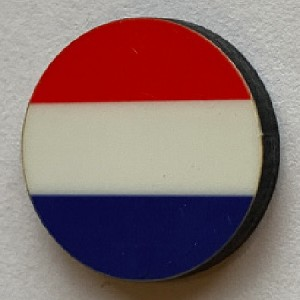 HBG Netherlands (1928-P) Flag (10/Set)