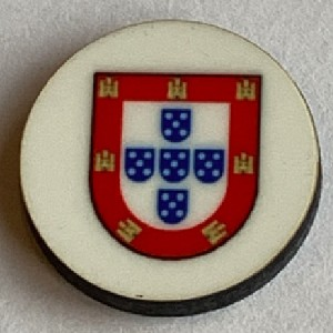 HBG Portugal Empire (1415-1999) Coat of Arms (10/Set)