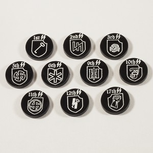 HBG SS Division Markers Set 1 (Acrylic)