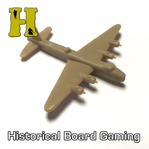 ''Battle Pieces'' - UK Supp. - Stirling Heavy Bomber (x5)