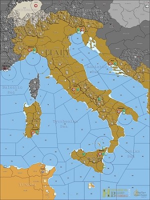 Custom Map - Invasion of Italy