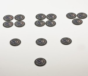Aircraft Marker Tokens (Revised 2004)