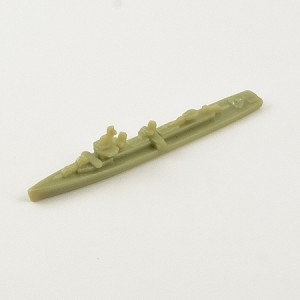 Destroyer: Johnston Class - Celery Green - United Kingdom (Revised 2004)
