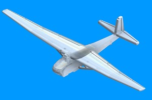 Me-321 Glider - Germany 3d model