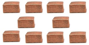 Copper Ingots (10 Piece)
