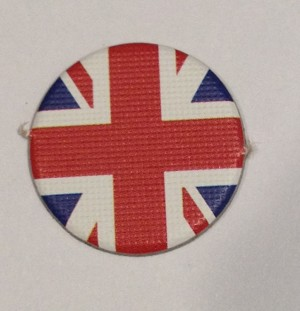 Roundel - Union Jack (Europe 2nd Edition)
